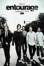 Cartel de Entourage