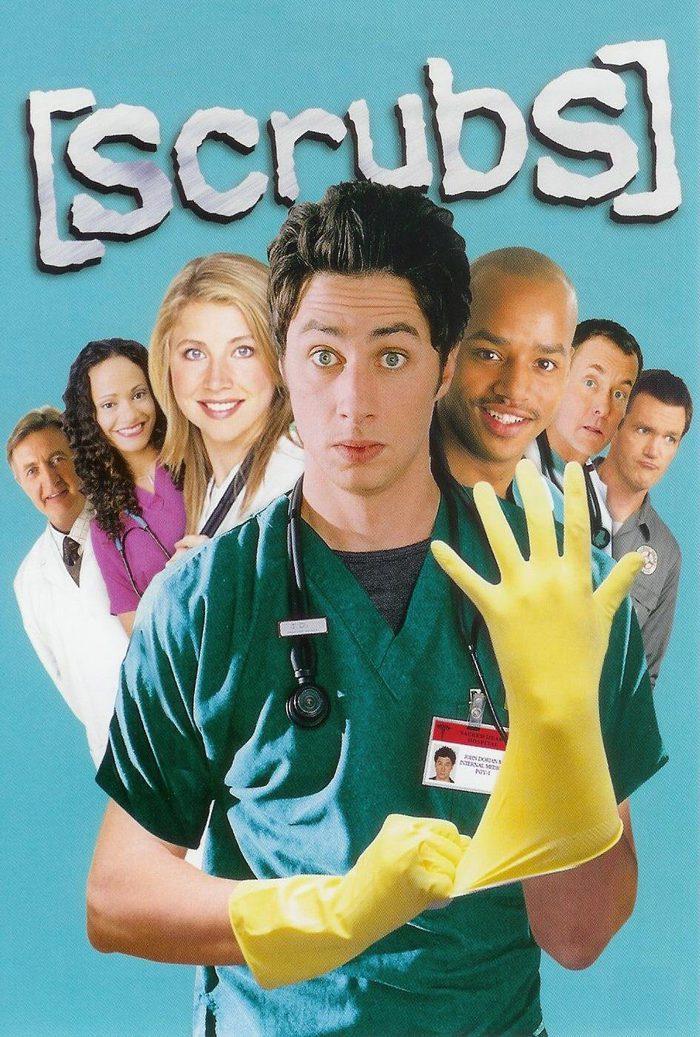 Capítulo 2x06 Scrubs Temporada 2 Mi hermano mayor