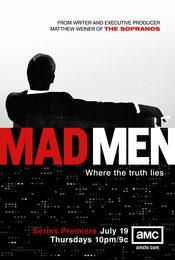 Cartel de Mad Men
