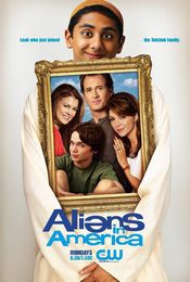 Cartel de Aliens in America