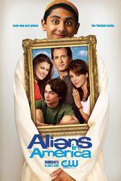 Cartel de Aliens in America