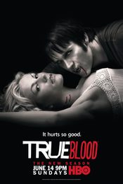 Cartel de True Blood