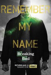 Cartel de Breaking Bad