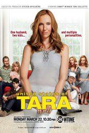 Cartel de United States of Tara