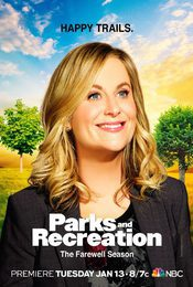 Cartel de Parks and Recreation