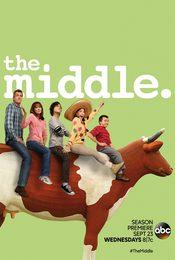 Cartel de The Middle