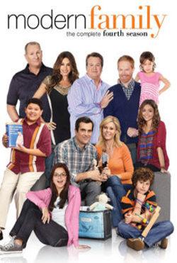 'Modern Family': Temporada 4