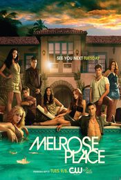 Cartel de Melrose Place