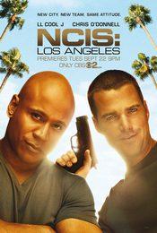 Cartel de NCIS: Los Ángeles