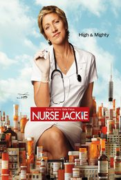 Cartel de Nurse Jackie