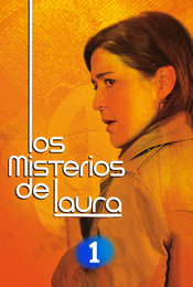 Cartel de Los misterios de Laura