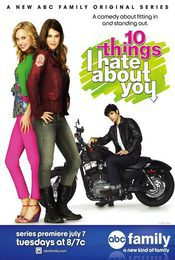 Cartel de 10 Things I Hate About You