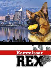 Cartel de Rex: Un policia diferente