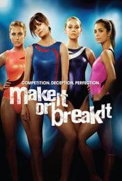 Cartel de Make It or Break It