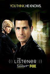 Cartel de The Listener