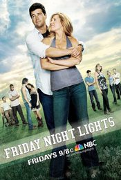 Cartel de Friday night lights