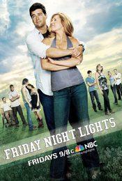 Cartel de Friday Night Lights