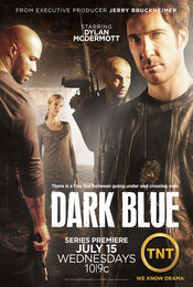 Cartel de Dark Blue