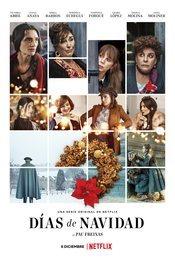 Cartel de Días de Navidad