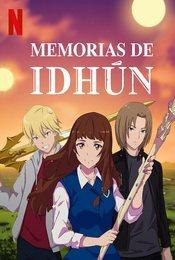 Cartel de Memorias de Idhún