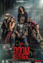 Cartel de Doom Patrol