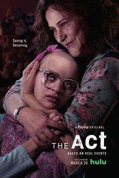 Cartel de The Act