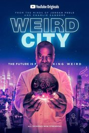 Cartel de Weird City
