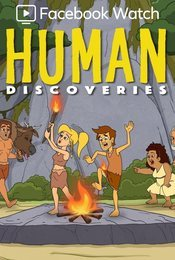 Cartel de Human Discoveries