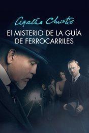 Cartel de Agatha Christie: El misterio de la guía de ferrocarriles