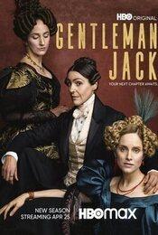 Cartel de Gentleman Jack