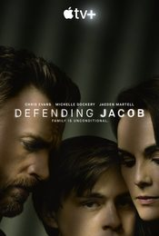 Cartel de Defending Jacob