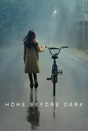 Cartel de Home Before Dark