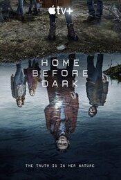Cartel de Home Before Dark