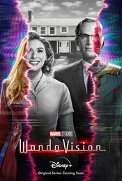 Cartel de WandaVision