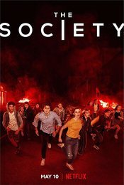 Cartel de The Society