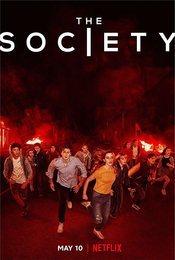 Cartel de The Society