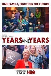Cartel de Years & Years