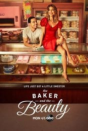 Cartel de The Baker and the Beauty