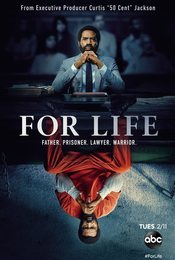 Cartel de For Life: Cadena perpetua