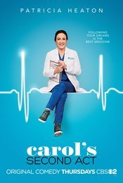 Cartel de Carol's Second Act