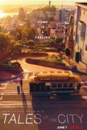 Cartel de Historias de San Francisco