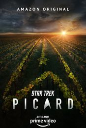 Cartel de Star Trek: Picard