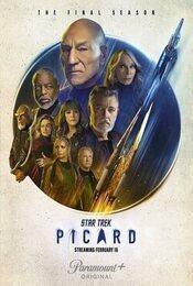 Cartel de Star Trek: Picard