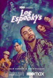 Cartel de Los Espookys