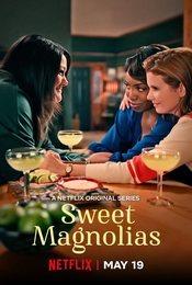 Cartel de Sweet Magnolias
