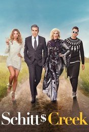 Cartel de Schitt's Creek