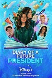 Cartel de Diario de una futura presidenta