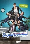 Cartel de la temporada 1 de Supernormal
