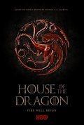 Cartel de la temporada 1 de La casa del dragón