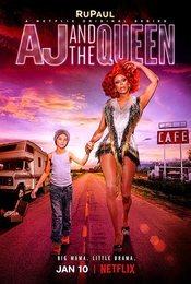 Cartel de AJ and the Queen